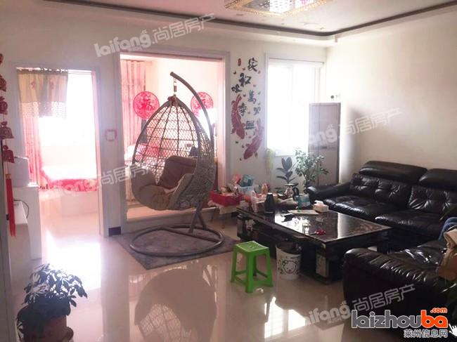 【尚居房产】东郎新城A区,3室1厅1卫,精装修,可贷款